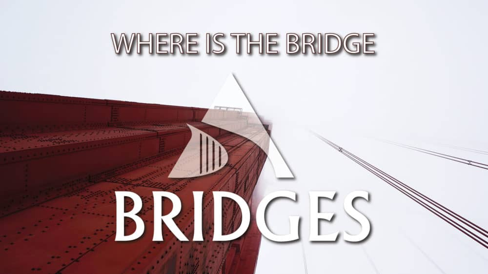 Where Is The Bridge - Devo 1 Image
